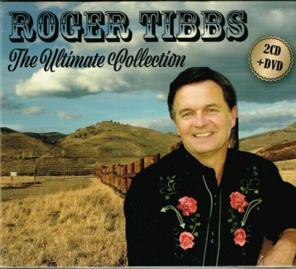Country The Ultimate Collection: ROGER TIBBS 2CD + DVD Region 4 THE ULTIMATE COLLECTION