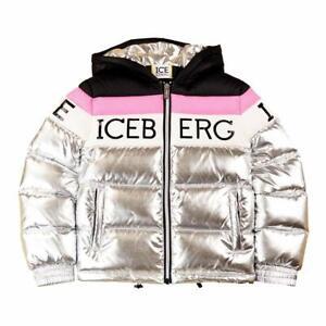 Iceberg-Piumino-Bambini-GBICEF9301J-906-Silver