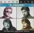 Super Hits, Vol. 2 by Alabama (CD, Apr-2007, Sony Music Distribution (USA))
