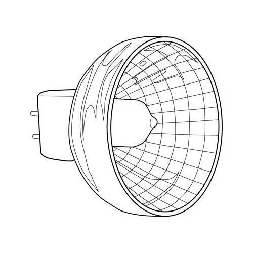 Philips 12v 100w Bulb
