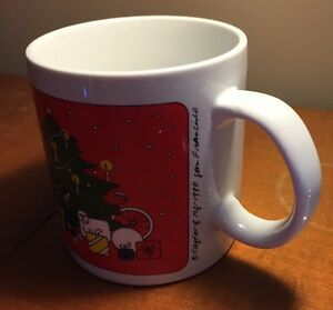 Image Is Loading Vintage Taylor Amp NG Joyous Noel Coffee Mug