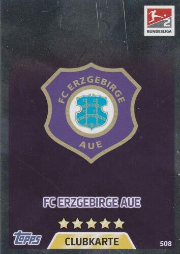 Match Attax Extra 17//18 Clubkarte Wappen Logo zum Auswahl NEU