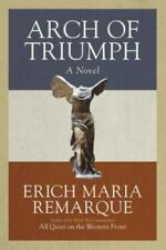 Arch of Triumph by Erich Maria Remarque (1998, Paperback)