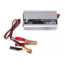 Convertisseur Transformateur 12V En 220V 1000W / 2000W / USB / Camping Outdoor