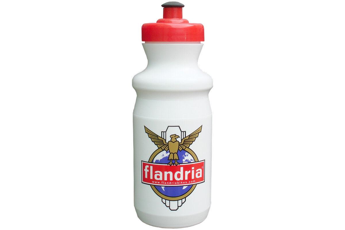 FLANDRIA Vélo Bouteille Bouteille Bouteille d'eau/JUG 550 ml-Véritable FLANDRIA Produit cc6119