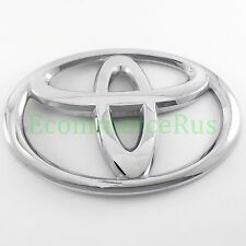 Toyota 07 08 09 Yaris 08 09 Highlander Logo Emblem OEM Rear Liftgate Badge Trunk