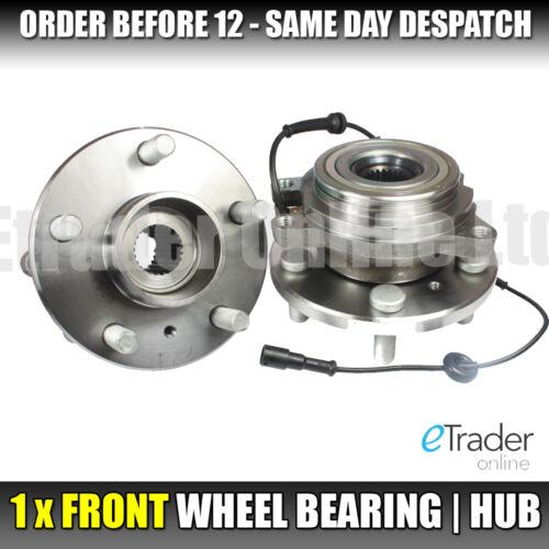 Land Rover Discovery 2 2.5 TD5 Front Wheel Bearing Hub inc ABS Sensor TAY100060