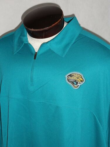 NWT! NIKE JACKSONVILLE JAGUARS Football Polo Shirt Mens Choose Size NEW