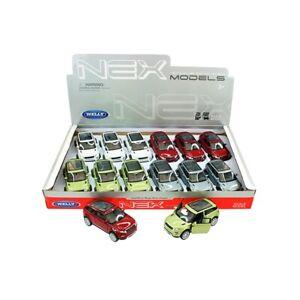 Voiture-miniature-RANGE-ROVER-EVOQUE-SUV-Aleatoire-Couleur-Auto-1-34-39-LGPL