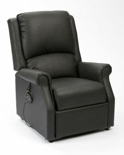 Details about Drive Chicago Riser Recliner Chair Electric Reclining PVC Armchair