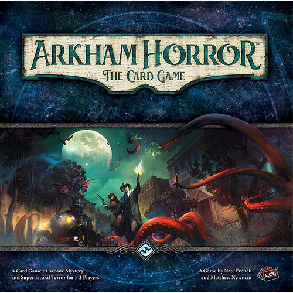 Arkham HORREUR le le le jeu de carte 173f90