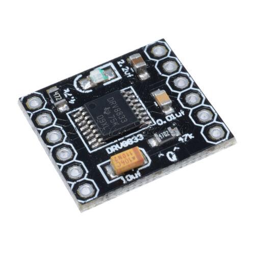 DRV8833 2 Channel DC Motor Driver Module Board 1.5A for Arduino