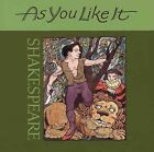 As You Like it by William Shakespeare (Audio cassette, 1996)