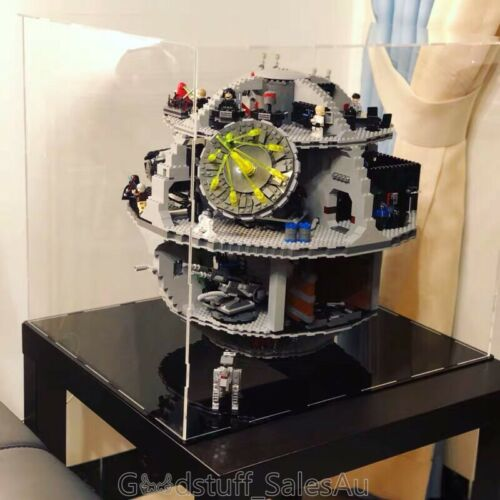 Display case for LEGO Star Wars UCS Death Star 75159 Australia Top Rated Seller