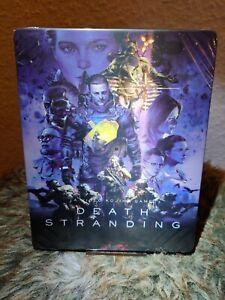 Death-Stranding-Steelbook-Rare-New