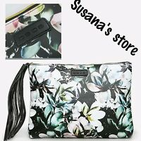 Bebe Magnolia Frost Clutch, Bebe-exclusive Print, Sure T Turn Heads