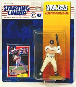 ⚾️ 1994 ROOKIE STARTING LINEUP - SLU MLB - J.T. SNOW - CALIFORNIA ANGELS (3) - 2