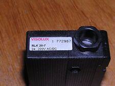 Unused - VISOLUX RLK 20-7 Photoelectric sensor w/o original box