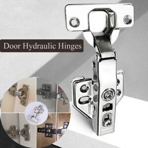 Supplies Cupboard Hinges Soft Close  Furniture Hardware Door Hydraulic Hinges