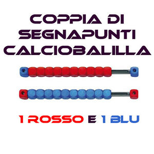 COPPIA-SEGNAPUNTI-ROSSO-BLU-A-CUBETTI-BILIARDINO-CALCIOBALILLA-PALLOTTOLIERE