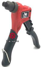 "4.8MM  3//32 1//8 5//3 3//16/"" 8/"" Professional Hand Riveter Pop Rivet Gun 2.4-3.2-4"
