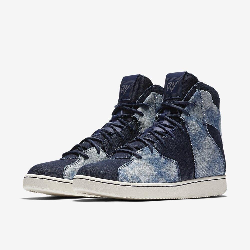 Hombre Talla 10,5 Jordania Westbrook Westbrook Westbrook 0,2 zapatos blanqueada denim zapatillas 854563 406 especial de tiempo limitado cc2ded