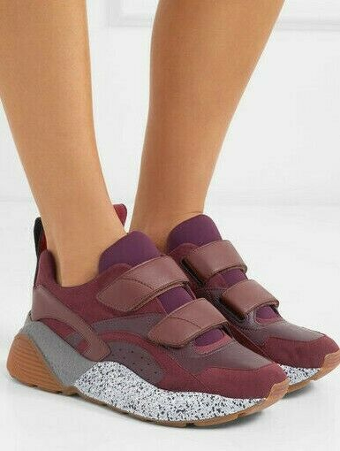 Stella McCartney Eclipse Sneakers Low-Top Sneakers shoes shoes Trainers 41