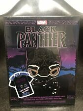 FUNKO POP MARVEL BLACK PANTHER COLLECTORS BOX GITD VIBRANIUM TARGET S L TEE