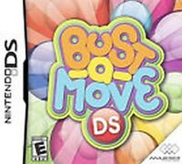 Bust-a-move Ds Factory Sealed For The Nintendo Ds System