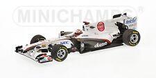 Sauber F1 K. Kobayashi Showcar 2011 1:43 Model MINICHAMPS