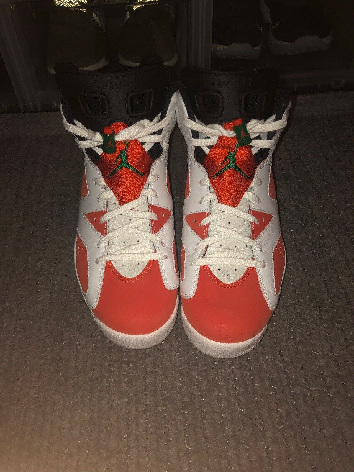Jordan Jordan Jordan 6 gatorade Größe 11 02168e