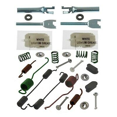 Drum Brake Hardware Kit Rear Carlson H7252