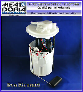 188 1.2 1.8 dal 1999 4120 Pompa Elettrica Benzina FIAT PUNTO