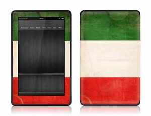 Details about Gelaskin Gelaskins for Kindle Fire Skins Cover Il Tricolore
