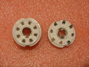 4-pcs-8-pin-PCB-mount-Loctal-tube-socket