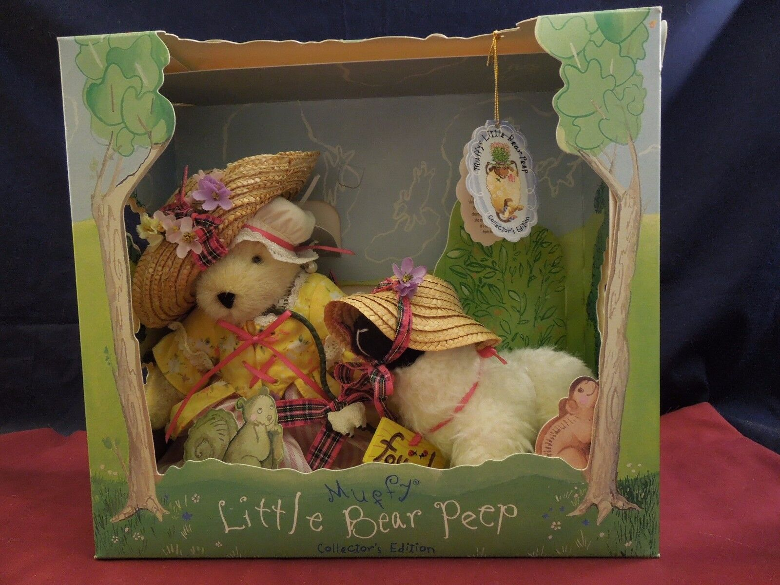 North American Bear Little Bear Peep NIB Collector Edition
