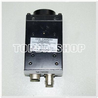 1PC teli CS8320C 1//2 Black and white CCD industrial camera#SS
