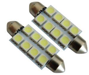 2x-ampoule-veilleuses-C5W-12V-8LED-blanc-effet-xenon-41mm-eclairage-interieur