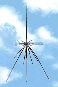 ANTENNA COMTRAK DISCONE D-130   25-1300 Mhz  874117