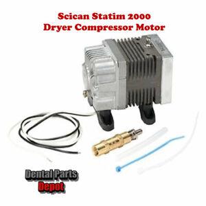 SciCan Statim 2000 Dryer Compressor Kit (DCI #2906)