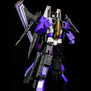 Kbb Transformers Mp-11sw Mp11sw Skywarp G1 Figure Jouets Neuf Dans La Boîte
