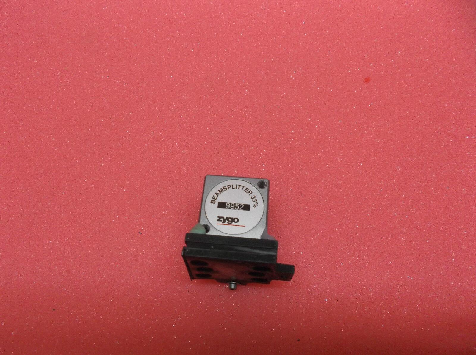 ZYGO 9952 33% Beam Splitter