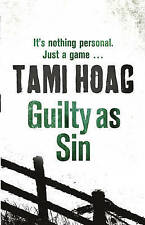 Guilty as Sin by Tami Hoag (Paperback, 2010) New Book