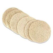 Almohadillas De Limpieza Facial Esponja Paquete de 6