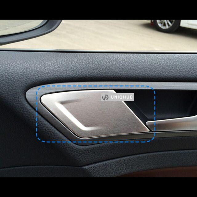 Stainless Steel Inside Door Catch Cover For Volkswagen Golf 7 MK7 VII 2013~2015