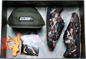 0afc97790c8 NEW SHOE PALACE X REEBOK X GI JOE CLASSIC BUNDLE PACKAGE CN2804 CAMO ...