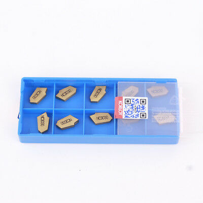 50pcs CK  SP300 BP010 3mm cutting blade Carbide Insert Grooving Cut-Off CNC
