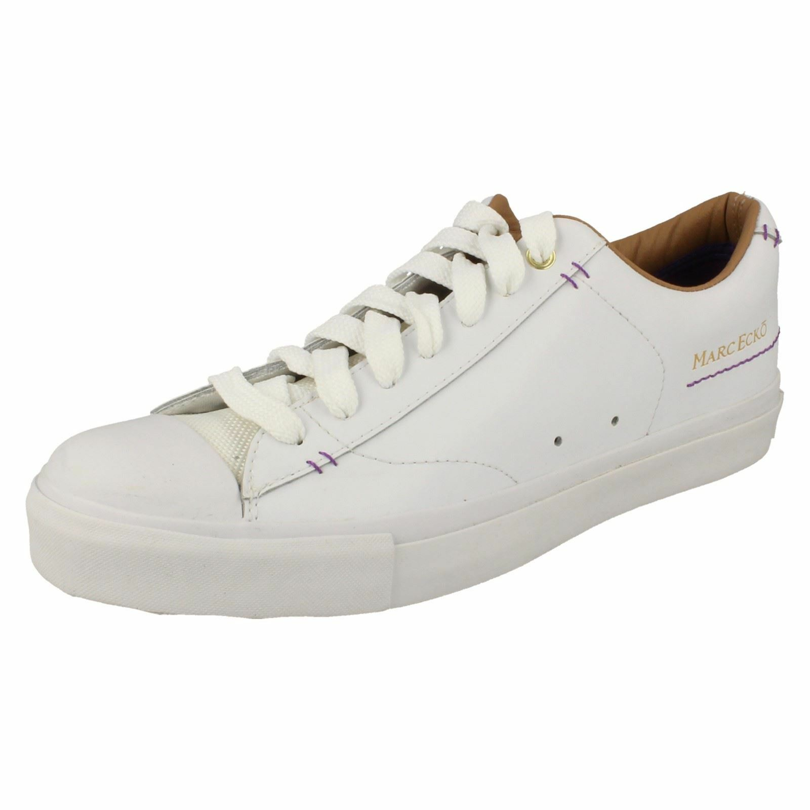 Mens Marc Ecko Casual Lace Up Trainers 'Ark'
