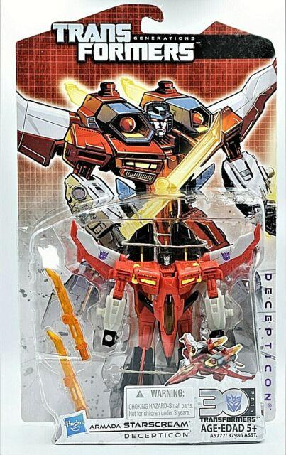 Transformers Genteration Armada Starscream - Canadian Packaging, Sealed