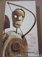 Susan Sontag: Le Sida et ses Métaphores/ Christian Bourgois Editeur, 1989